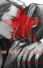 We were soldiers {Stucky} by AzulGarciaVargas