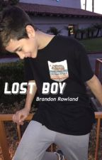 Lost Boy (Brandon Rowland) by aestheticbrandon