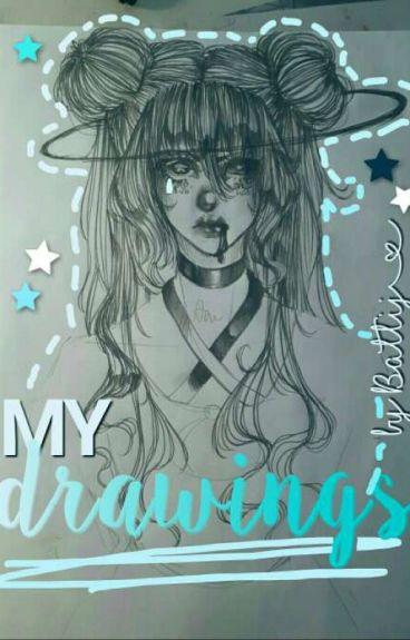 I miei disegni - My drawings