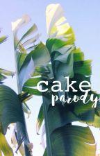cake parody; cake hoodings by NieMamKurwaNazwy