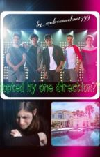 Adopted by..... One Direction?? by andreannelove1999
