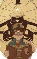 come to me yandere bill cipher x innocent reader x yandere dipper pines (????) by misty_mista