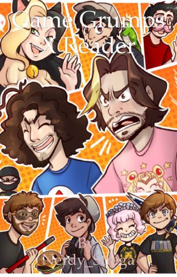 Game grumps various X reader oneshots!