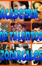 academia de talentos zodiacales by Kataliha