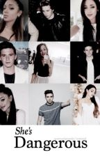 She's Dangerous (a Brooklyn Beckham fanfic) by queenarigrande