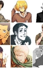Attack on Titan Boyfriend Scenarios by Gay_Inferno