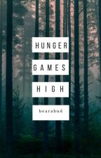 Hunger Games High // everlark by Bearabud