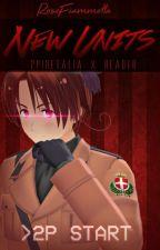 New Units - 2p!Hetalia x Reader by RoseFiammotta