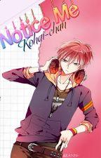 ¡Notice Me Kohai-Chan! by SoraSP