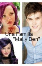 """""""Una Familia"""" Mal y Ben *libro 2* by miluserenity"""