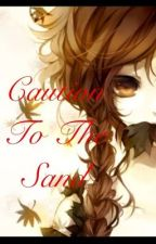 Caution To The Sand(Gaara Love Story) by LynnRocks671