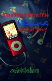 The iPod Shuffle Klaine Writing Game by hummelberry