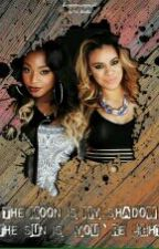 The Moon Is My Shadow-The Sun Is You're Light (Norminah) by hugmejauregui5H