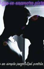 El que se enamora pierde - Crisede by SaraGomezdeMartell