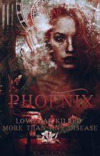 Phoenix | Draco Malfoy {LumosAwards2018} by Xx_Ela_Xx