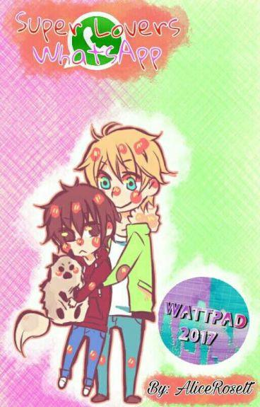Super Lovers Whatsapp!!:D