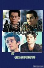 Stiles Stilinski Imagines by GirlonFire608