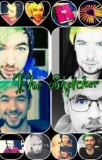 """The Sketcher."" (A Jacksepticeye Story.) by ZombieChick130"