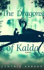The Dragons of Kalda #AGWritingAwards by Vroomfondel42