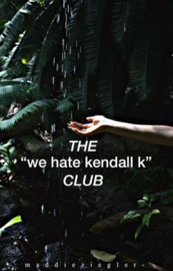 the we hate kendall k club ↠ dm au