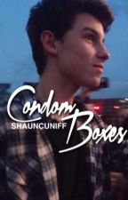 Condom Boxes ☹ SHAYLOR by shauncuniff