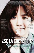 ¿Se la creyeron? No era verdad.|EXO| by Chaanyxol-