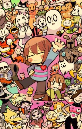 Undertale(s) X Readers X Characters - Fem Frisk X Male
