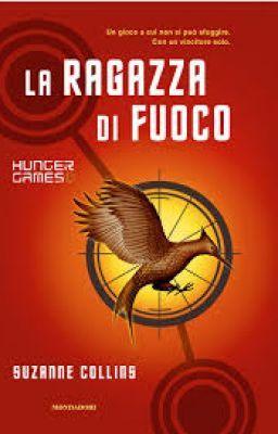 La ragazza di fuoco - Hunger games (Il continuo)