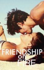 Friendship On Fire by sobercrashstars