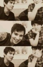 Phan Fiction ~ Dan and Phil by ragemustache2