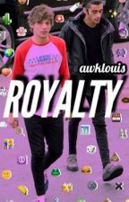 Royalty ; larry  by awklouis
