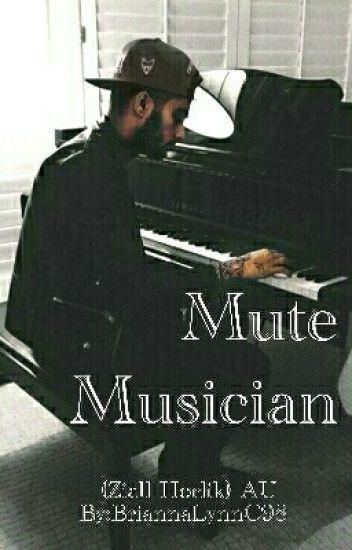 Mute Musician (Ziall Horlik) AU