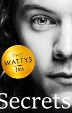 Secrets H.S.   #Wattys2016 by Itsdanitomlinson