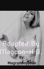Adopted By MagCon (Hayes Grier) by 7hayes
