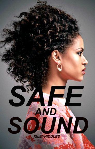 | safe and sound | negan (#Wattys2016)