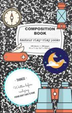 Composition Book: Amateur rimy-rimy poems by TWG2000