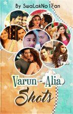Varun Alia Shots  by SwaLakNo1Fan