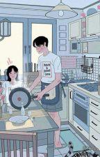 HopeGa | Series Drabble - Some Sweets by shirouma