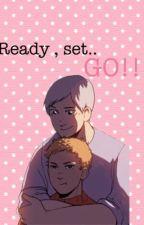 Ready, set... GO! LevYaku by natlawl