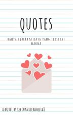 Quotes by RefinaMileAdhelia8