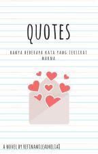 Quotes by RefinaMileAdhelia8