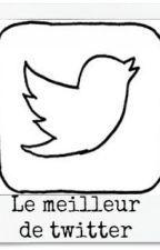 Le meilleur de Twitter  by Cacahuetemolle