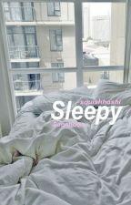   Sleepy  Soonhoon by squishhoshi