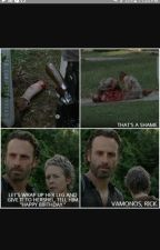 The Walking Dead OneShots + Imagines by Miles_ah
