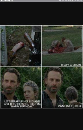 The Walking Dead OneShots + Imagines - Daryl x Immune! reader - Wattpad
