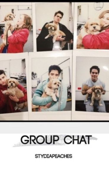group chat [1] [TEEN WOLF AU]