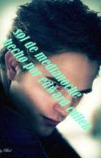 sol  de medianoche por Edward Cullen.( editando, de nuevo) by CalisaPalominoLiceri