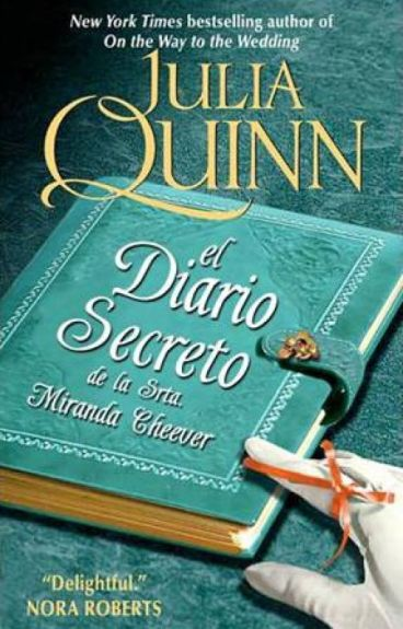 O Diário Secreto da Senhorita Miranda Cheever (Bevelstoke 1) - Julia Quinn