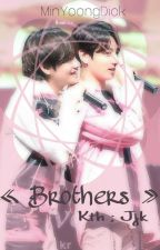 ° Brothers ° V.kook by Wife_Of_Jimin