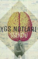 YGS NOTLARI by ssekou